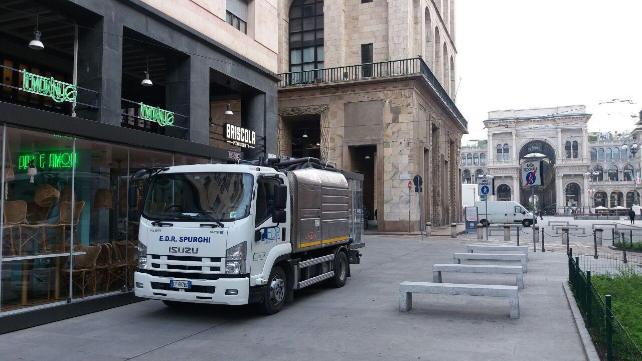 Pronto Intervento Spurghi Milano la rapidità di EDR Service