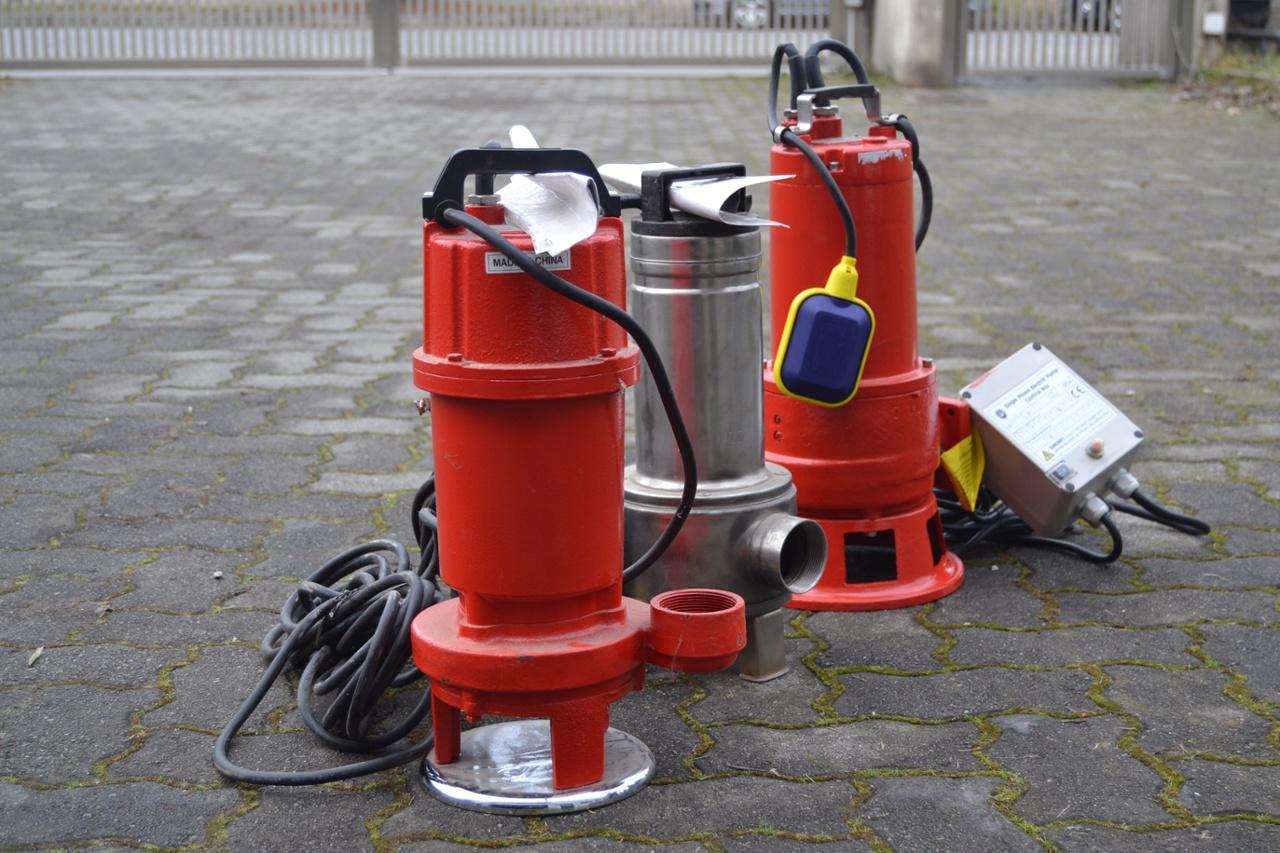 pompe sommerse manutenzione