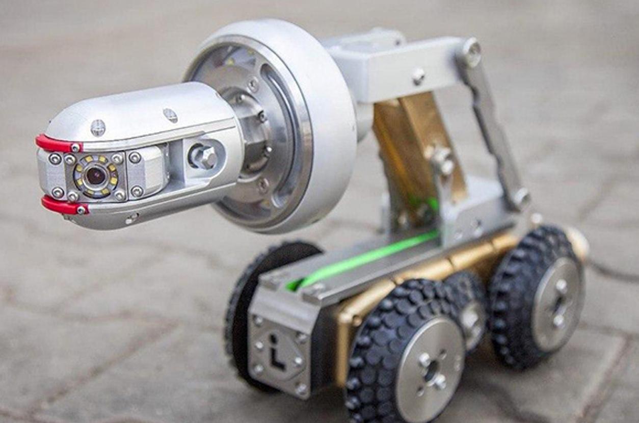 Videoispezioni robotizzate carrellate